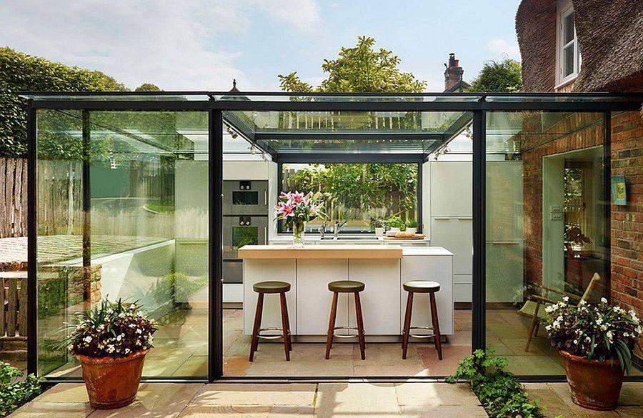 Envidraçamento de ambientes com a tudo de vidro